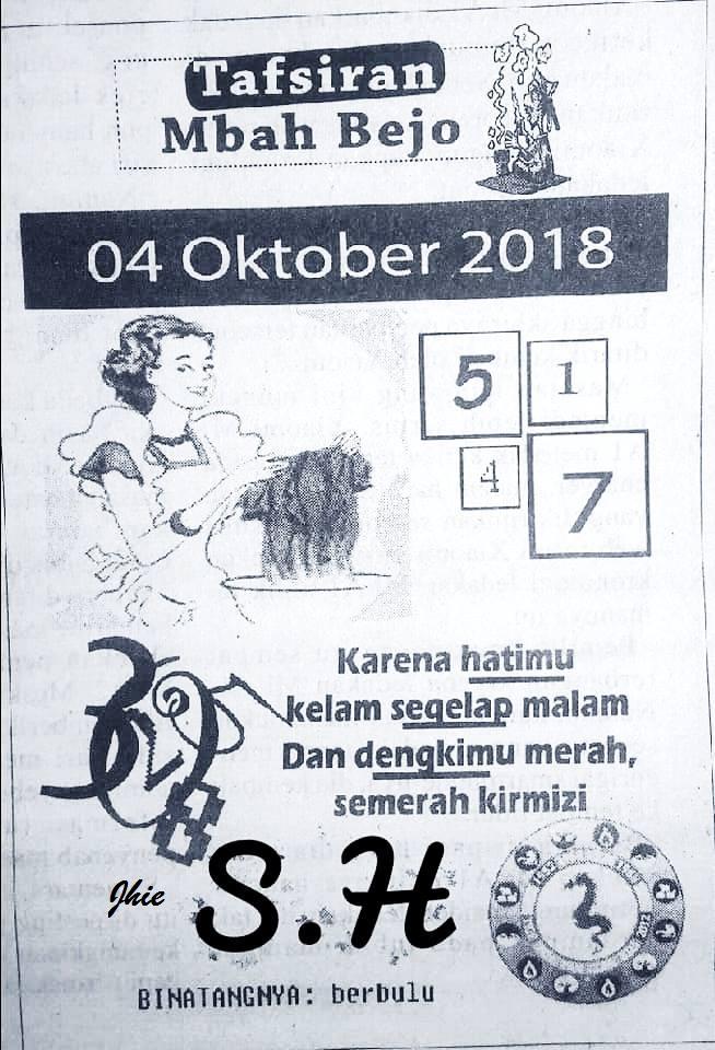 Code Syair Harian Lengkap Sgp Kamis 4 Oktober 2018 Gosyair Sedia Kode Syair Sgp Ada Kode Syair Hk