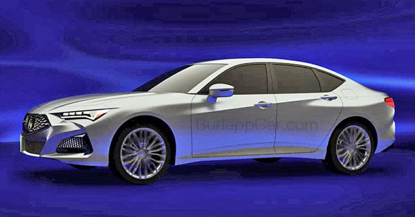 2021 Acura Mdx Concept - Car Wallpaper