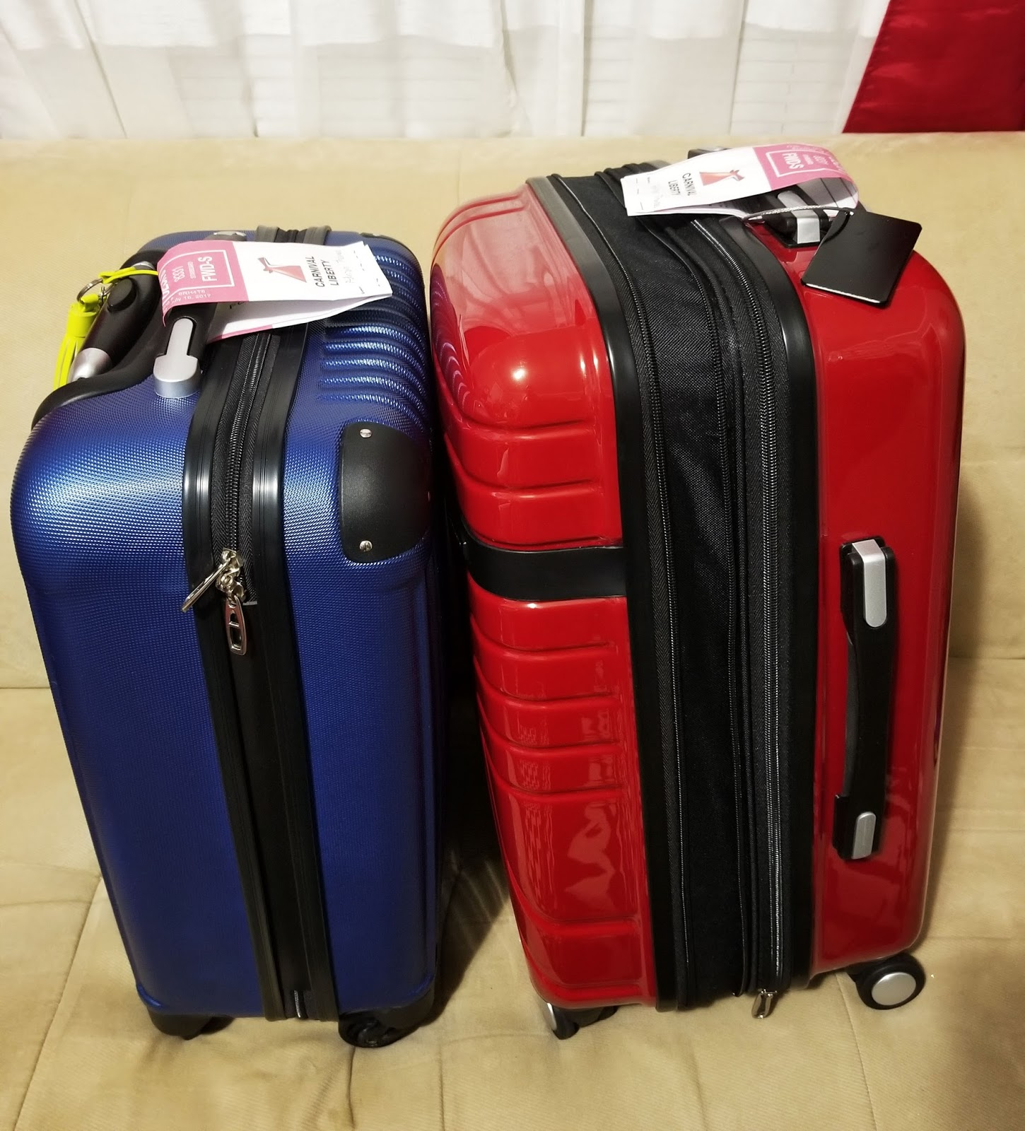 Husband S Check In 22 Inch Samsonite Carry On From Ross