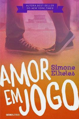 Amor em jogo - Simone Elkeles | Resenha