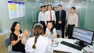 Trung tâm tiêm chủng mới khai trương tại Đà Nẵng