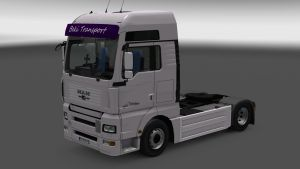 MAN TGA Beki Transport Skin