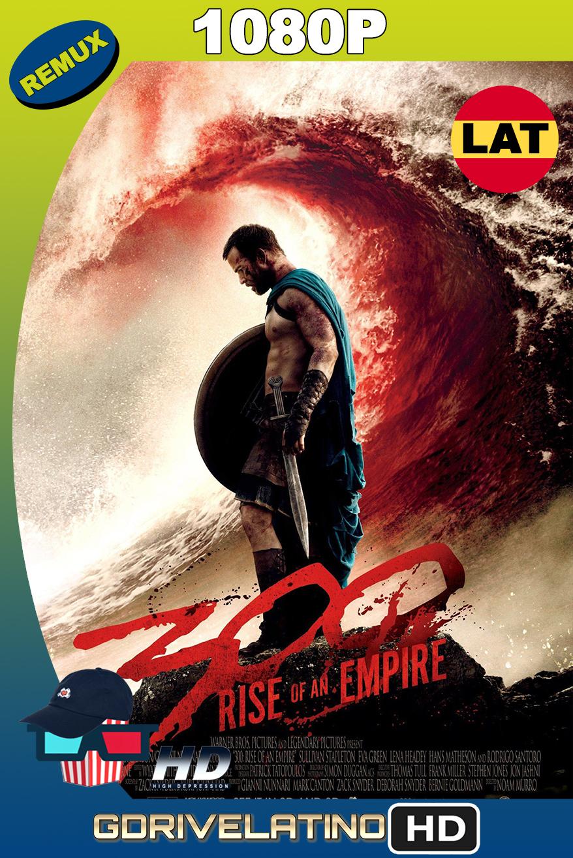 300 : El Origen de un Imperio (2014) BDRemux 1080p Latino-Ingles MKV