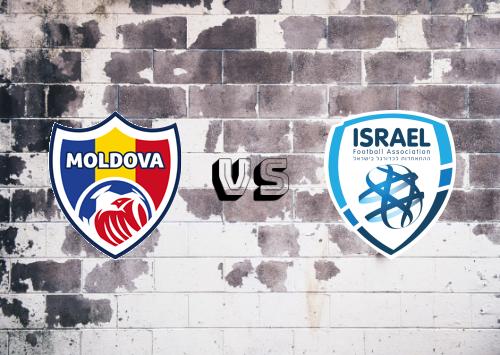 Moldavia vs Israel  Resumen