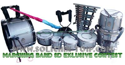 Pengrajin Drumband Bumiayu Solichin Toip