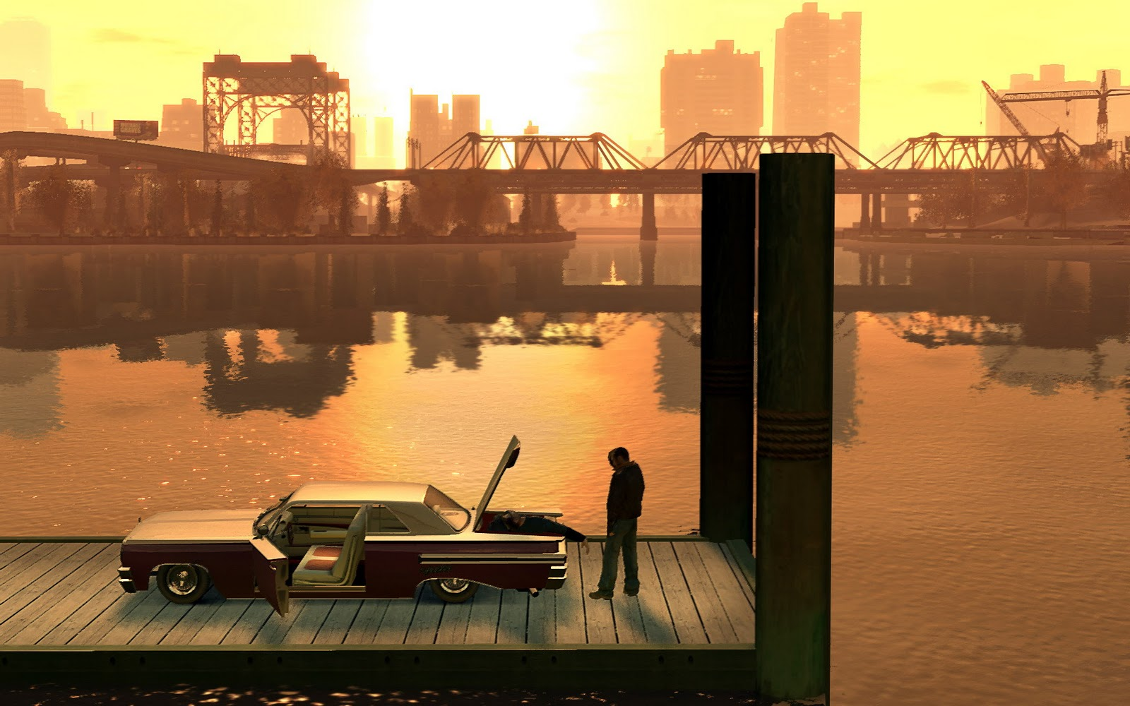 gta 4 wallpapers for pc |See To World