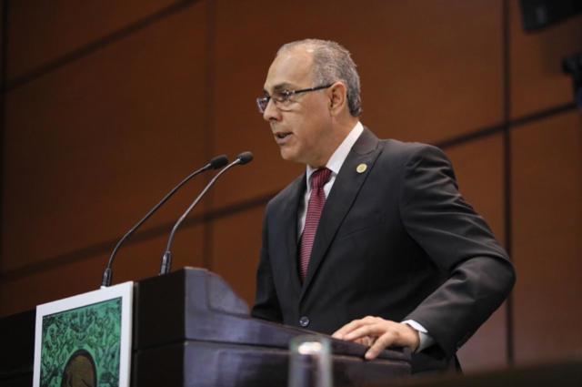 diputado Ricardo Delsol Estrada (Morena)