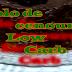 Bolo de cenoura low carb delicioso