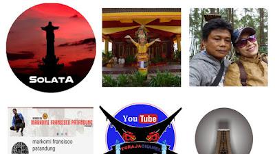 Youtuber Toraja dan Jumlah Subscriber