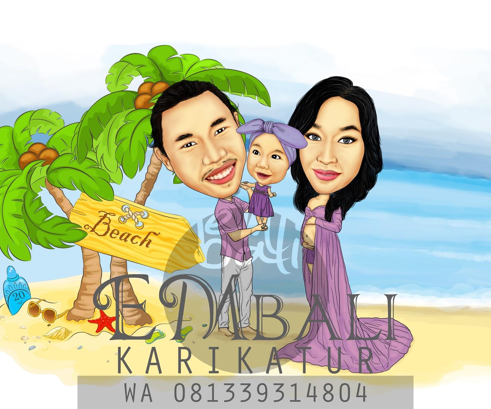EMbali Karikatur