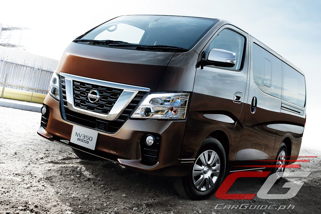 Nissan Philippines Bringing in 2018 Urvan by November | CarGuide.PH - Philippine Car News, Car ...