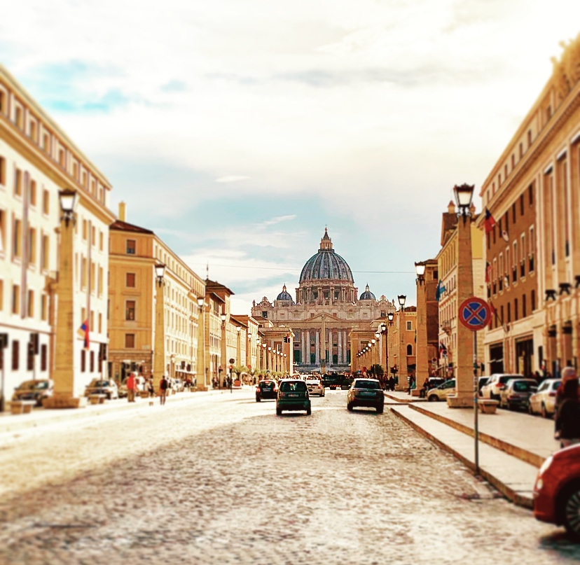 San Pietro Vaticano Roma
