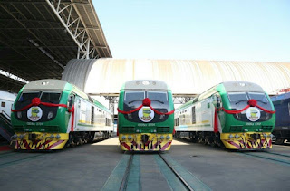 Amaechi Inspect Locomotives Built For Nigeria In China (photo)