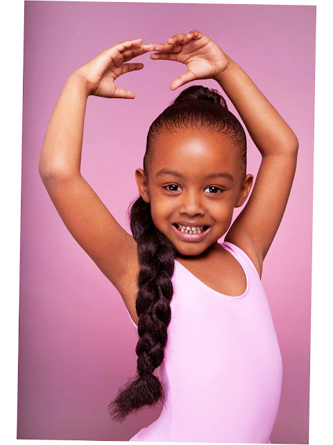 Hairstyles For African American Kids Girls Pic