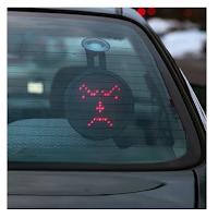 Les émoticônes pour les voitures.