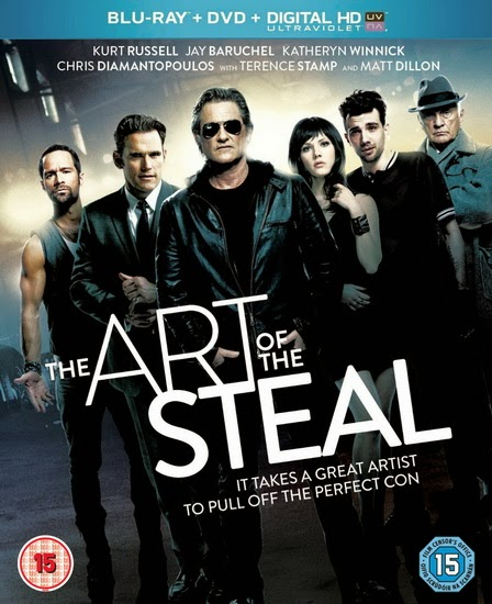 The Art of the Steal 2013 BRRip 480p 300mb ESub