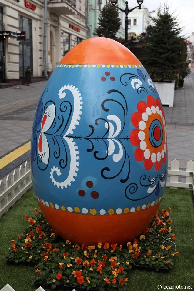весна 2016 в москве