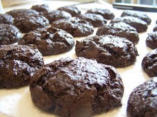 Aneka resep kue kering coklat cookies renyah