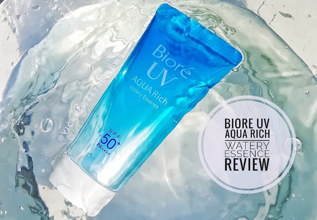 Kao Biore UV Aqua Rich Watery Essence SPF 50+ PA++++