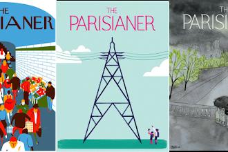 Expo : 100 artistes illustrent la une de The Parisianer, la version imaginaire made in Paris de The New Yorker - Jusqu'au 23 décembre 2013