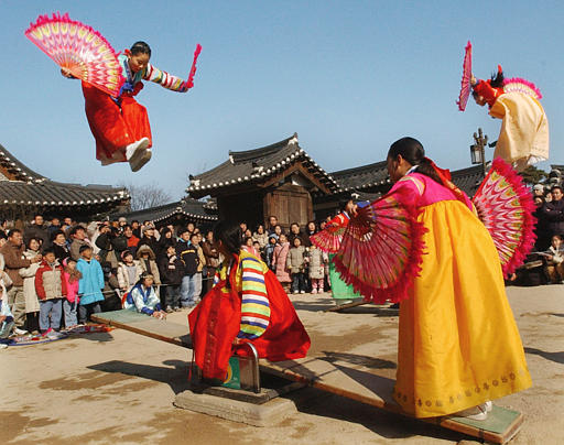 Passpod, Korea, Lunar New Year