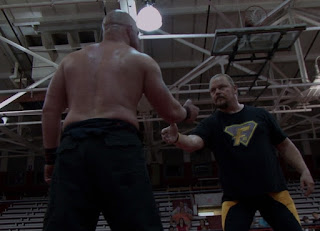 Pro Wrestlers vs. Zombies Movie Review - Battling Billy vs. Shane Douglas