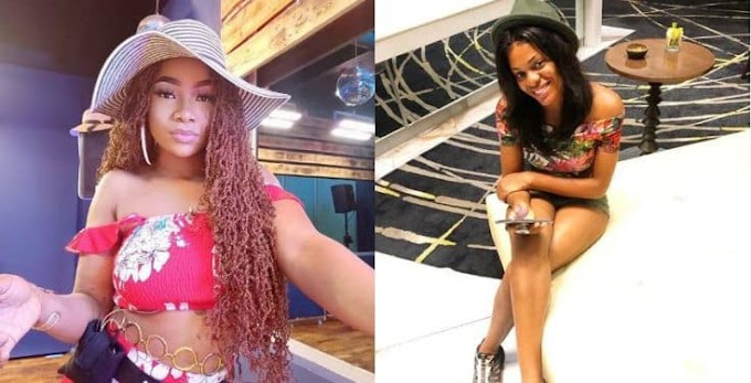"BBNaija: ""She is a walking time bomb"" – Jackye reacts to Tacha's disqualification"