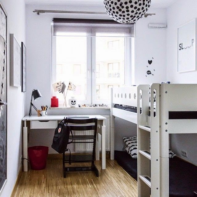 The boo and the boy kids 39 rooms on instagram - Cool stuff for boys room ...