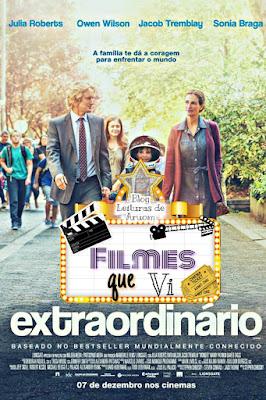 FILME: O Extraordinário