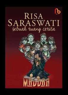 Novel Maddah by Risa Saraswati