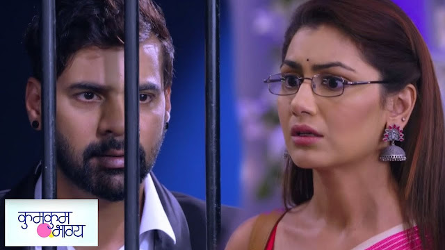 Face Off : Prachi's drug scandal drama to bring bitter face off of Abhi and Pragya in Kumkum Bhagya