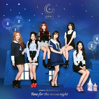 [SET] GFRIEND - TIME FOR THE MOON NIGHT Albümü