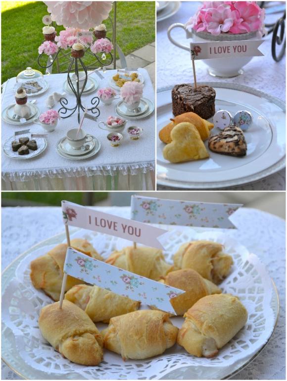 Last Minute Valentine's Party Ideas - via BirdsParty.com