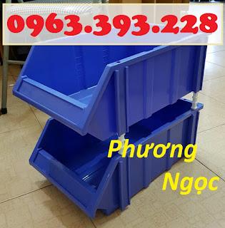 Khay nhựa đựng ốc vít vát đầu, khay nhựa chống tầng, kệ dụng cụ đựng linh kiện 9f8e283febdc098250cd