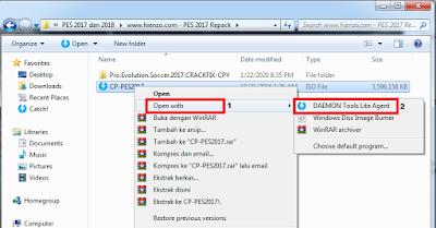 Cara Mount Image File ISO Menggunakan Daemon Tool Paling Mudah