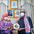 Gov. Abdulrazaq Bags UN's 'He-for-She' Award