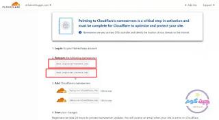 شرح كلود فلير للمبتدئين (cloudflare) | حل مشكلة عدم فتح الموقع بدون www
