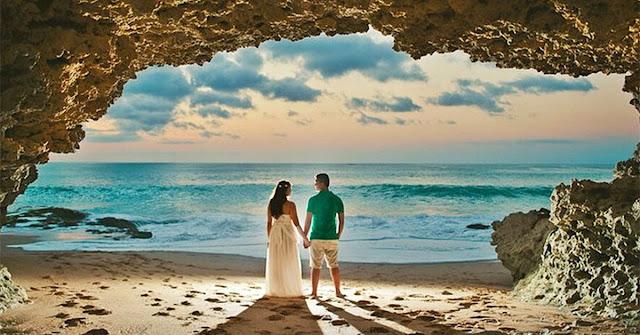 Sesja ślubna na Bali