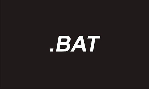Cara Menciptakan File Batch (Bat) Untuk Mempermudah Dan Mempercepat Pekerjaan