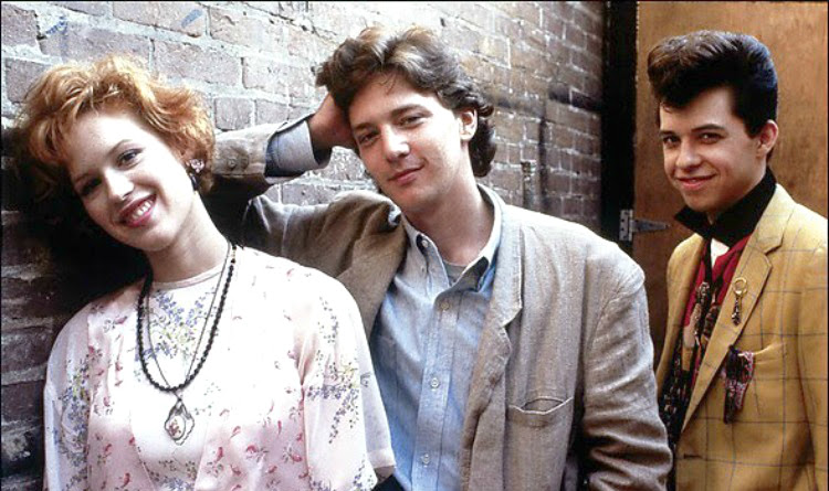 A Vintage Nerd, Pop Culture, Vintage Blog, Pretty in Pink Molly Ringwald, 1980s Movie Recommendations