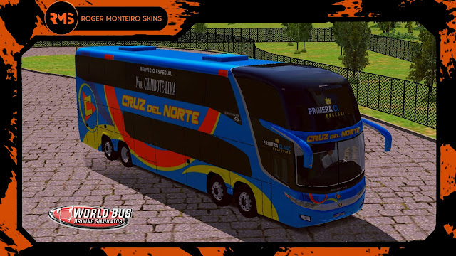 Skins World Bus, Cruz Del Norte