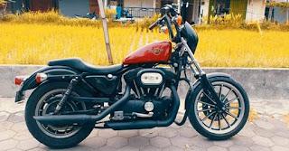 Jual Moge Harley sporsters th00 1200cc untuk dijual NP