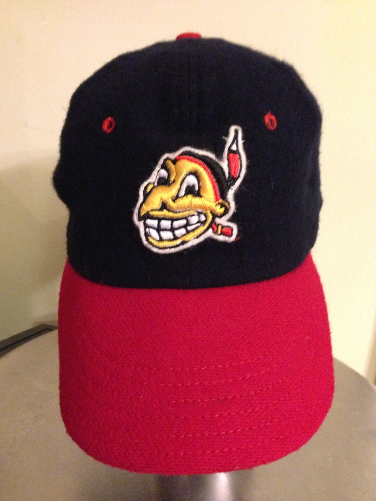 Cooperstown Ball Cap Co Caps 1948 Cleveland Indians