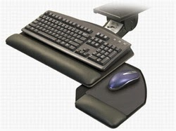Adjustable Ergonomic Keyboard Tray
