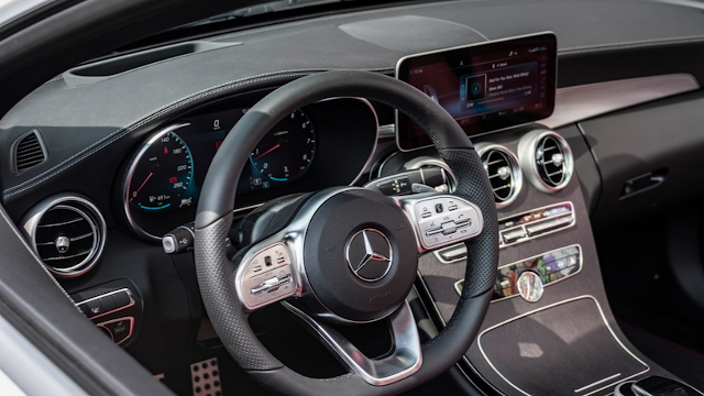Significant Tech Upgrades - 2019 Mercedes-Benz C300