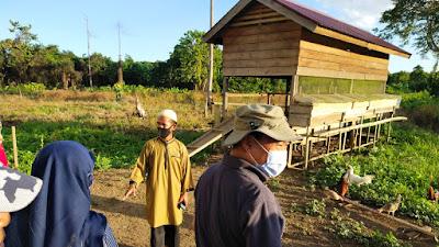 Dirjen PKTrans M Nurdin Kunjungi Kawasan Perkotaan Baru Maloy Kaliorang