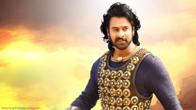 Top Most Telugu Star Prabhas as Bahubali HD 1080p Desktop Wallpapers