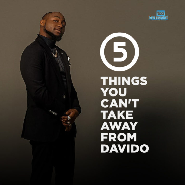 5 Things We Can't Take Away From Davido. Nigeria's Hottest Music Artist #Arewapublisize
