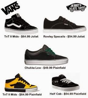 Daftar Harga Sepatu Vans Terbaru