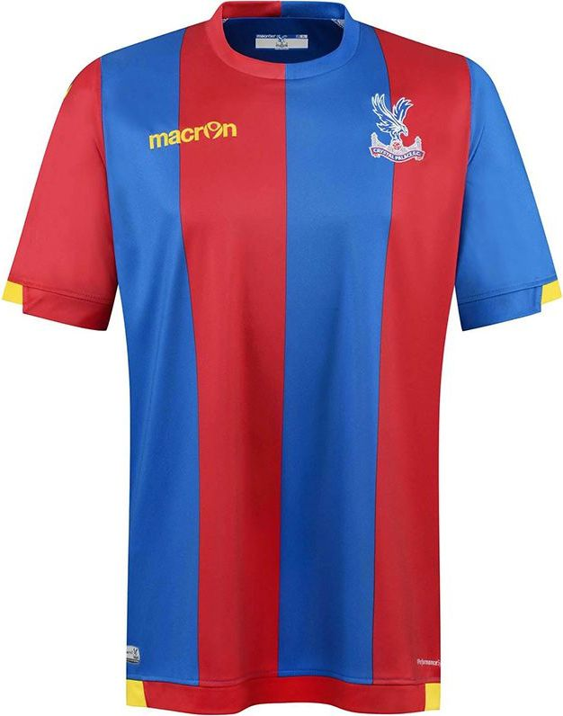 クリスタル・パレスFC 2015-16 ユニフォーム